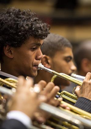 Cape Town Philharmonic Youth Wind Ensemble